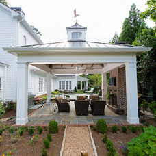 Traditional Patio by MOSAIC Group [Architects and Remodelers]