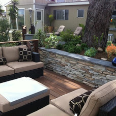 Modern Patio by Full Circle Design & Remodeling