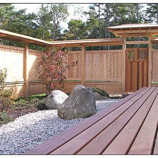 Ipe Deck with Deck Clip Hidden Fasteners for a smooth finish