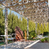 Landscape Design Features Play With Natural Light