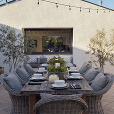 Contemporary Patio by Garden Studio