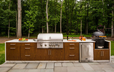 We Can Dream: 7 Elements for an Outdoor Kitchen That Does It All