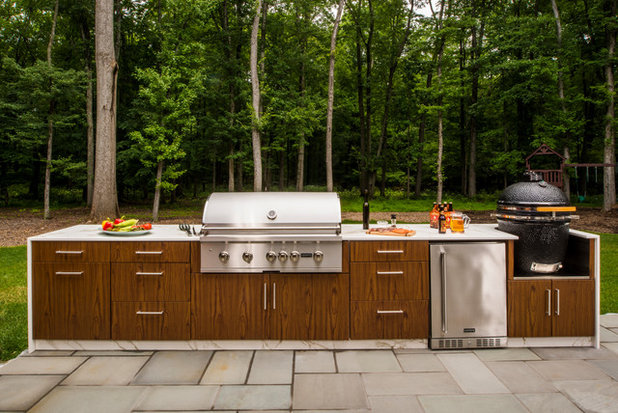 Amazing Contemporary Patio by Coyote Outdoor Living