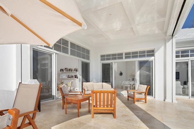 Tropical Patio by John McDonald Company