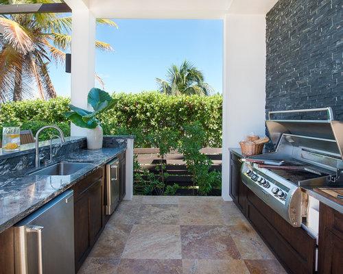 Best Summer Kitchen Design Ideas & Remodel Pictures | Houzz