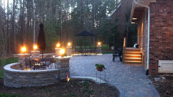 Johnson backyard