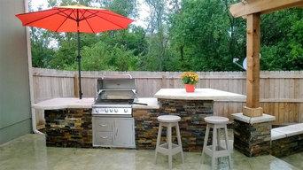 Kansas City Outdoor kitchen