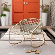 Modern Patio by Brown Jordan