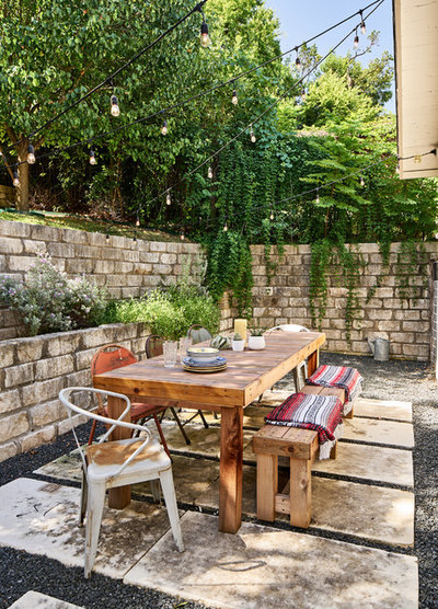 Contemporary Patio by Kakar House Of Design