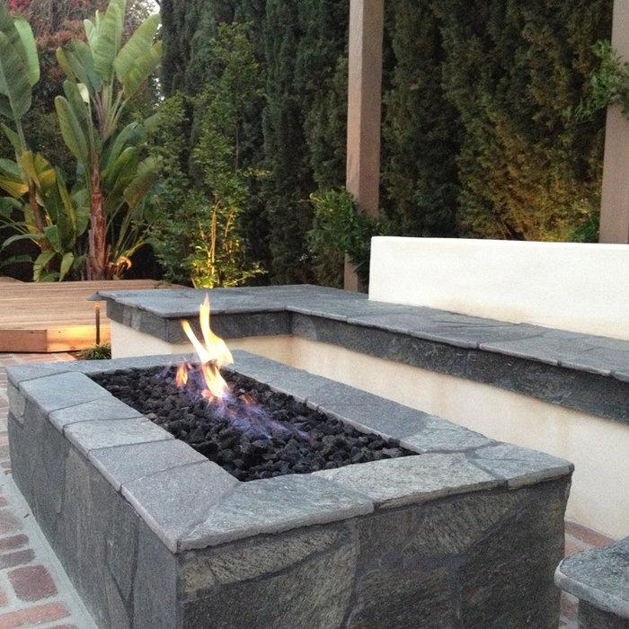 Kensington Outdoor Fire Pit Lounge