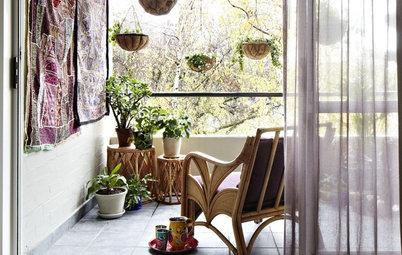 Consigli per Mini Giardini Sospesi (Anche in Piccoli Balconi)