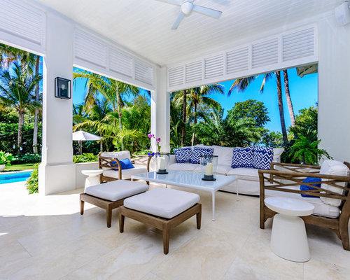 3,493 Beach House Patio Design Ideas & Remodel Pictures ... on Beach House Patio Ideas id=44097