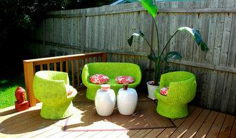 Kim Johnson- patio