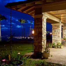 Tropical Patio by Kimberly McEvoy ASID