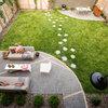 Cheminez dans votre jardin avec style