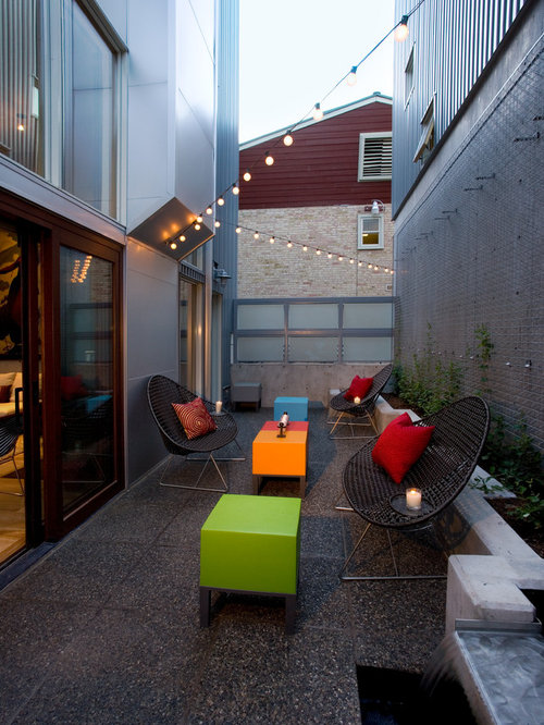 Urban Patio Ideas Pictures Remodel And Decor