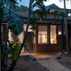 Manly Beach House Contemporary Patio Sydney By
