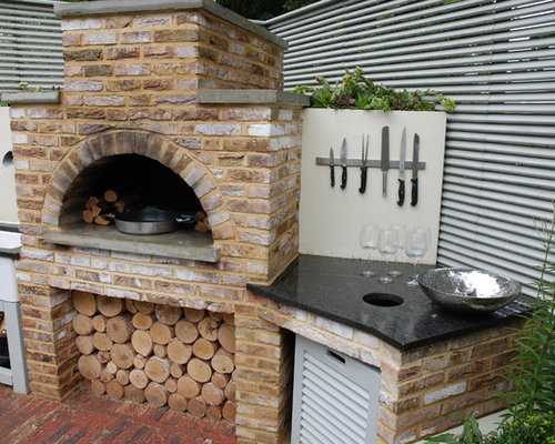 Outdoor Brick Bbq Ideas Pictures Remodel And Decor