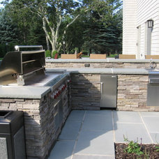 Outdoor Grills by Designscapes