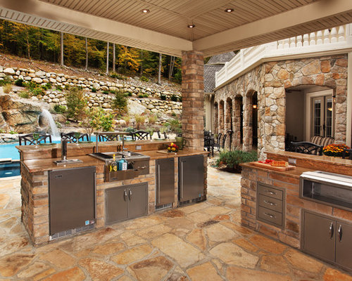 Outdoor Counter Ideas Pictures Remodel And Decor