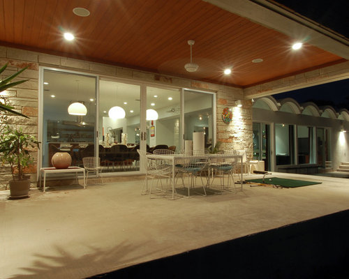 save photo - Covered Patio Lighting Ideas