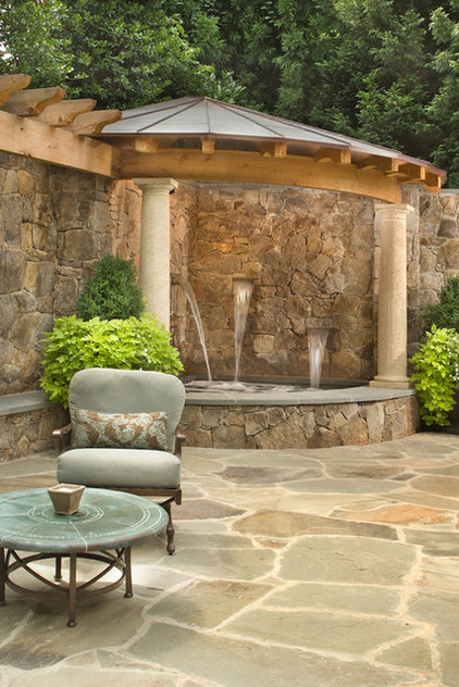 Traditional Patio by Lewis  Aquatech