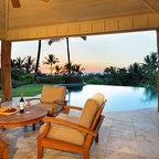 Hawaiian Cottage Style Tropical Patio Hawaii By