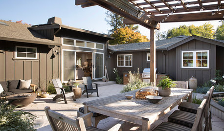 Santa Barbara's Relaxed Style Inspires a Landscape Makeover