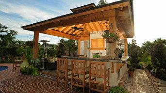 Lafayette, LA Outdoor Kitchen