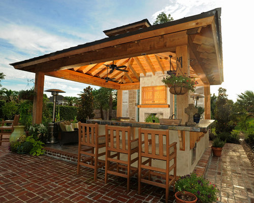 Stand Alone Deck Designs : Stand alone patio design ideas renovations photos