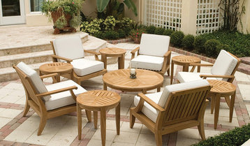 Shop Houzz: Outdoor Lounge Furniture With Free Shipping