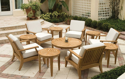 Shop Houzz Shop Houzz: Outdoor Lounge Furniture With Free Shipping