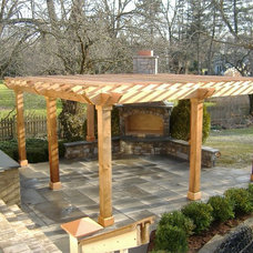 Traditional Patio by Exterra Designs, Inc