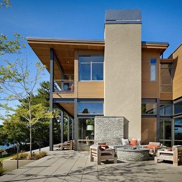 Lake House Two - Patio