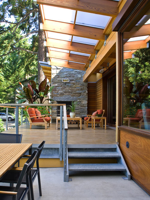 Free Standing Patio Covers Houzz