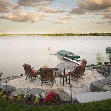Lakeside Overlook   Patios