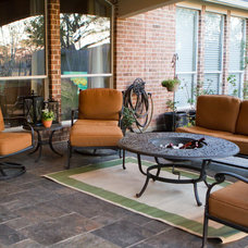 Traditional Patio by The GoodLife Outdoor Living