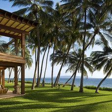 Tropical Patio by Ike Kligerman Barkley