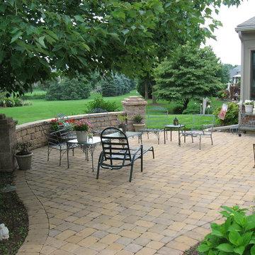 Lancaster area paver patios