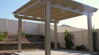 Lancaster Patio Cover