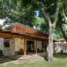 Contemporary Patio by Craig McMahon Architects, Inc.