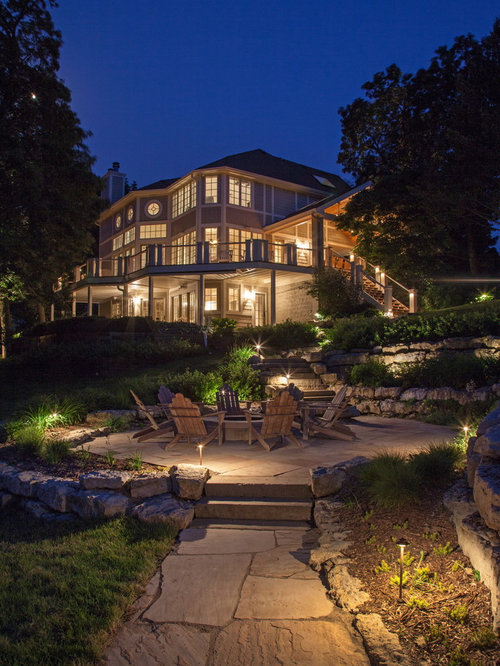landscape lighting photos - Landscape Lighting Design Ideas