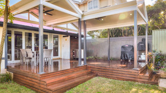 Lane Cove - Double Gable Outback Patio