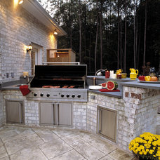 Traditional Patio by Lane Homes & Remodeling Inc.