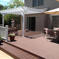 Traditional Patio by Heller's Building & Remodeling