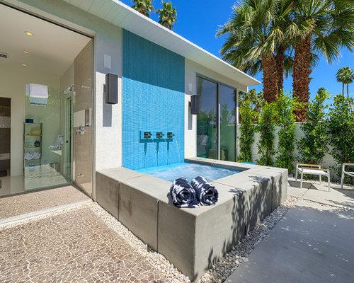 outdoor spa photos - Spa Design Ideas