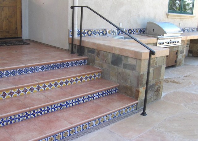 Mediterranean Patio by Latin Accents, Inc.