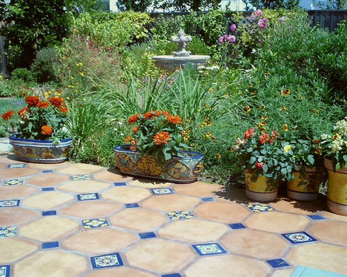 Patio Tile Houzz