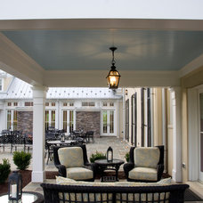Traditional Patio by Beyond Ordinary Boundaries Architecture