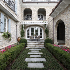 Traditional Patio by Natchez Stone Company, LLC.